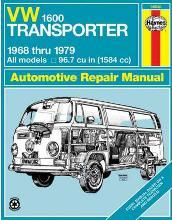 Volkswagen 1600 Transporter Owner's Workshop Manual
