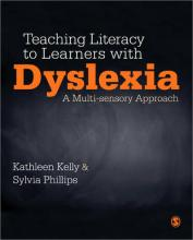 Teaching Literacy to Learners with Dyslexia
