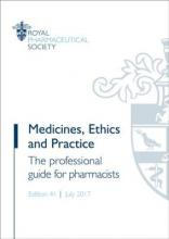 Medicines, Ethics and Practice 2017