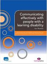 Communicating effectively with people with a learning disability