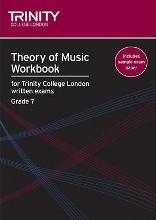 Theory of Music Workbook Grade 7