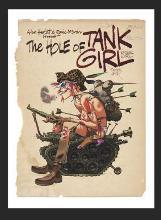 Hole of Tank Girl