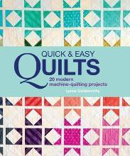 Quick and Easy Quilts: 20 Beautiful Quilting Projects