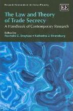 The Law and Theory of Trade Secrecy