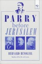 Parry Before Jerusalem