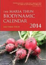 The The Maria Thun Biodynamic Calendar 2014: 1