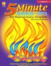 Five-Minute Warm-Ups for Elementary Grades, Revised Edition