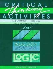 Critical Thinking Activities in Patterns, Imagery, Logic