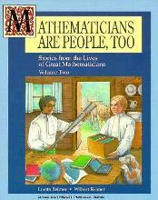 Mathematicians are People Too: Vol 2