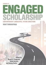 Handbook of Engaged Scholarship: Contemporary Landscapes, Future Directions v. 1