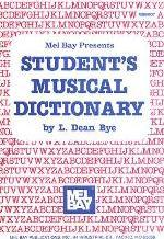 Mel Bay Presents Student's Musical Dictionary