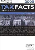 Tax Facts on Investments 2008