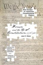 Women and the U.S. Constitution: 1776-1920