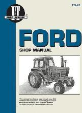 Ford Shop Service Manual: Models 5000/5600/5610/6600/6610/6700 and '10' Series