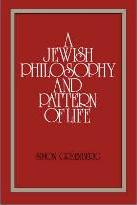 A Jewish Philosophy and Pattern of Life