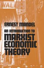 An Introduction to Marxist Economic Theory