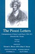 The Piozzi Letters V6