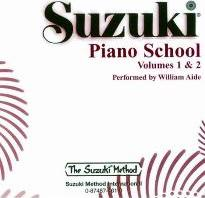 Suzuki Piano School, Vol 1 & 2