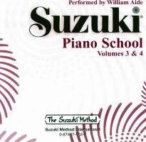 Suzuki Piano School, Vol 3 & 4