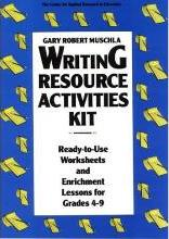 Writitng Resources Act Gr4-9