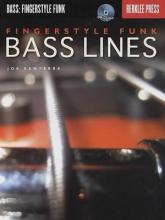 Fingerstyle Funk Bass Lines (Book and CD)