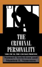 The Criminal Personality