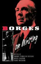 Borges on Writing (Paper)