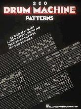 Two Hundred Drum Machine Patterns