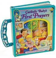 Baby's First Prayers (Case Book)