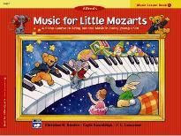 Music for Little Mozarts Music Lesson Book, Bk 1
