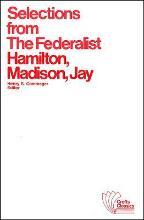 Selections from The Federalist