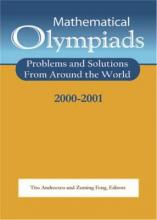 Mathematical Olympiads 2000-2001
