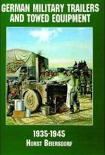 Germany Military Trailers and Towed Equipment in World War II