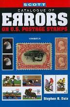 Scott Catalogue of Errors on U.S Postage Stamps