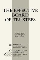 The Effective Board of Trustees