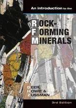 Introduction to the Rock-forming Minerals