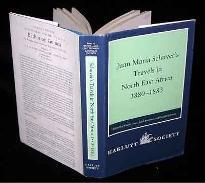 Juan Maria Schuver's Travels in North East Africa, 1880-1883