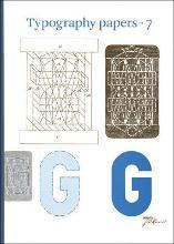 Typography Papers: vol. 7