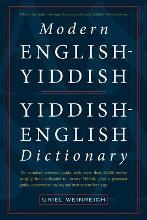 Modern English-Yiddish Yiddish-English Dictionary