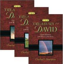 Treasury of David: A Commentary on Psalms