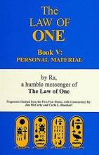 The Law of One Book V