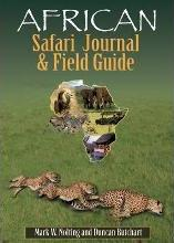 African Safari Journal and Field Guide