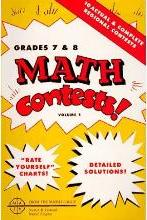 Math Contests - Grades 7 & 8