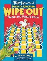 Totally Amazing Wipe-out Game and Puzzlebook