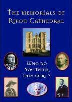 Who Do You Think They Were? The Memorials of Ripon Cathedral