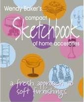 Wendy Baker's Compact Sketchbook of Home Accessories