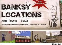 Banksy Locations (& Tours): v. 1