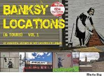 Banksy Locations (& Tours): Vol.1