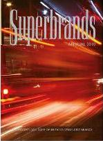 Superbrands Annual 2010