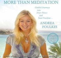 More Than Meditation with Andrea Foulkes